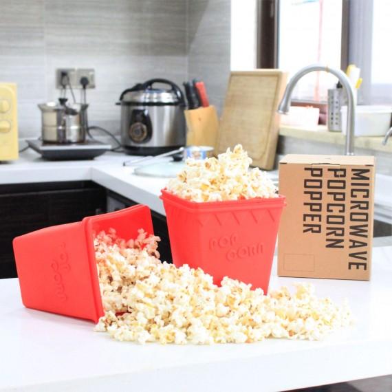 COZILIFE Microwave Popcorn Poppe